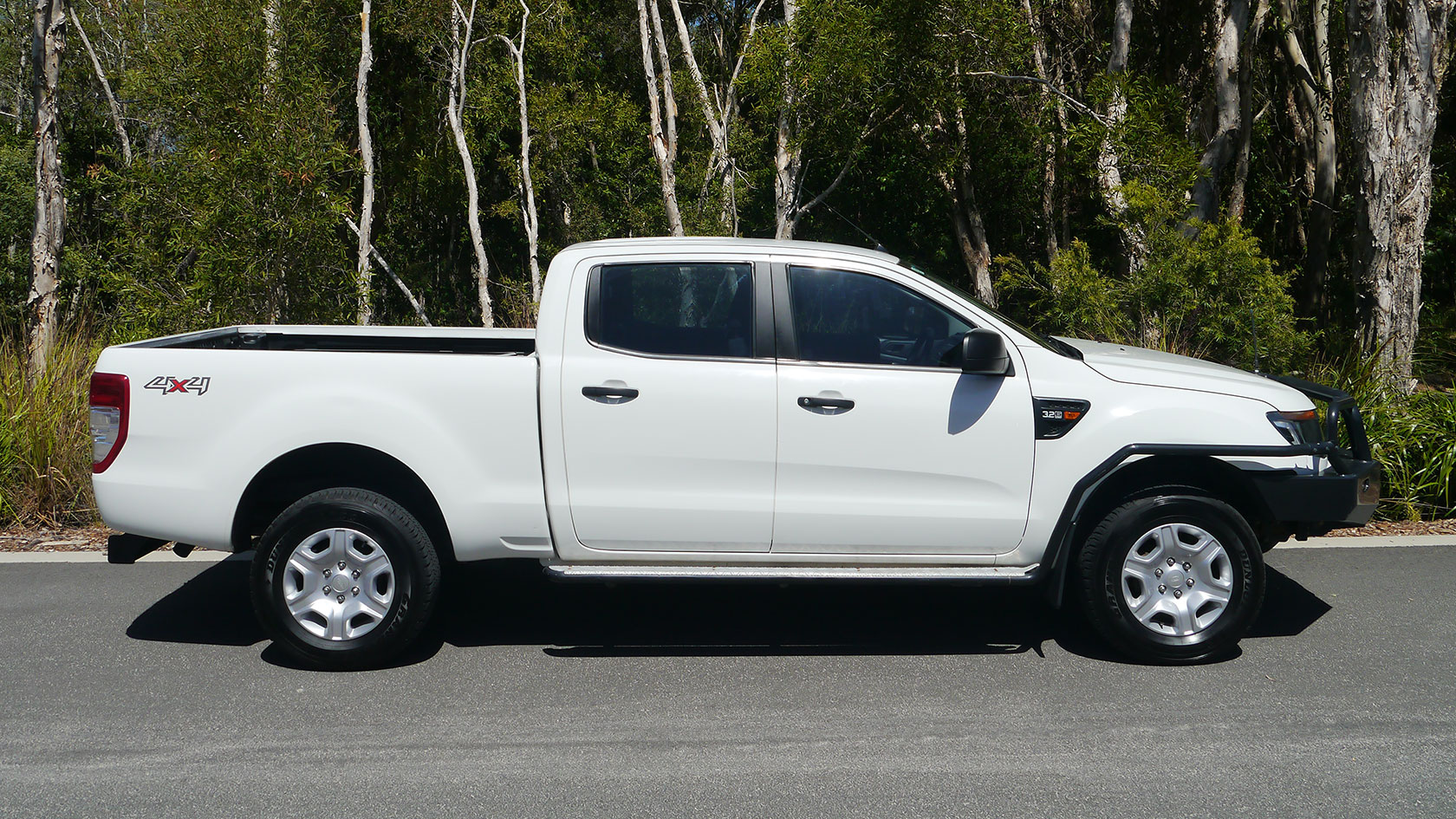 Ford Ranger tray extension
