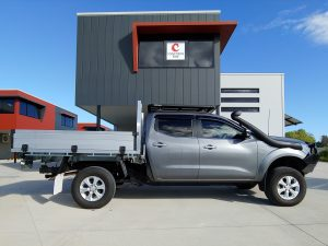 Limitless Chassis Navara NP300 chassis extension or stretch