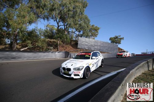 Limitless chassis BMW M135 Bathurst 6 hour