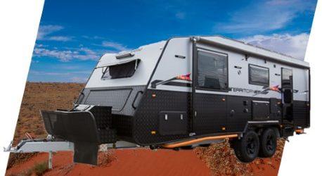 Caravan ATM upgrades