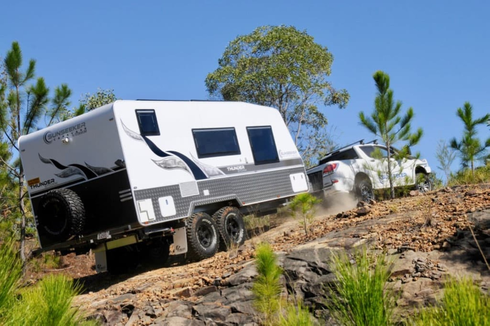 Caravan repairs and modifications