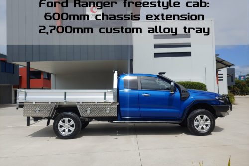 600mm chassis extension Ranger
