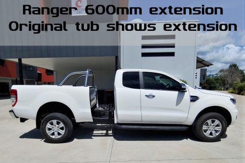600mm extended ranger