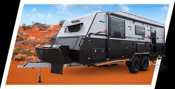 Caravan chassis repair